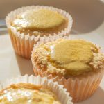 Bourbon Lemon Cupcakes