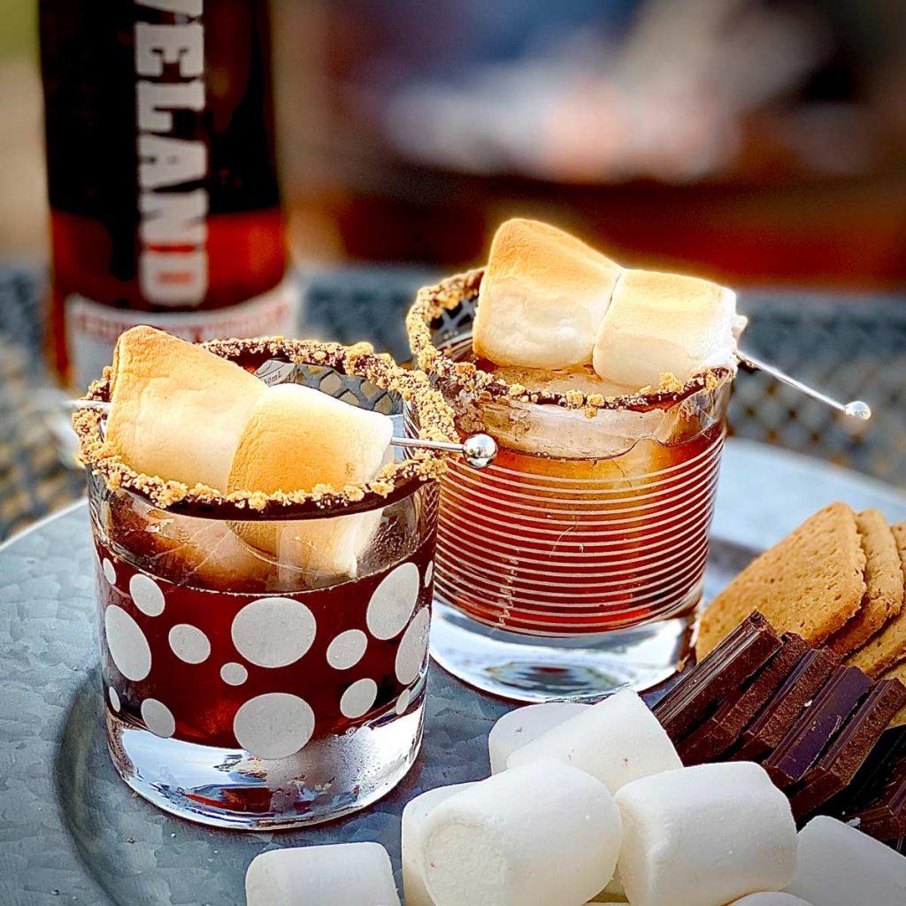 Bourbon S'mores